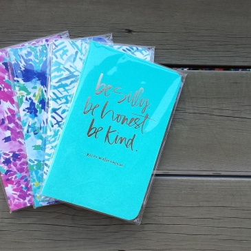 the MayDesigns books I use in my planner