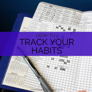 Habit tracking is so popular, but how do you implement it effectively in your planner? // www.prettyprintsandpaper.com