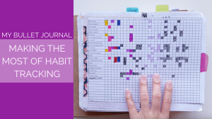 You might be tracking your habits, but now what? Make the most out of your habit tracking! // www.prettyprintsandpaper.com