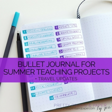 It's that time of year where educators shift to summer project work - not just for teachers but tracking projects in general! See how on the blog!