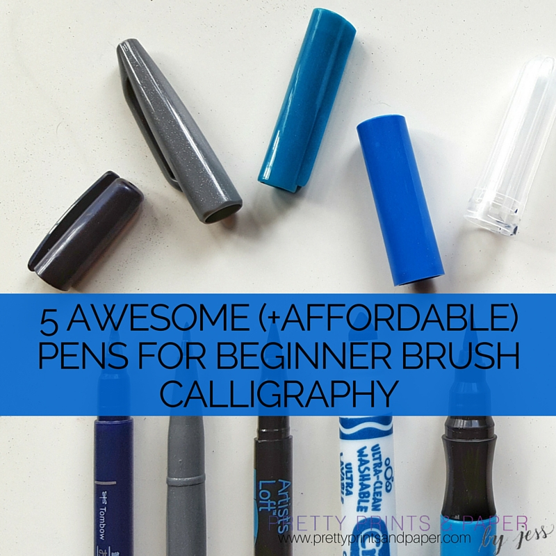 Awesome and affordable pens for beginners brush