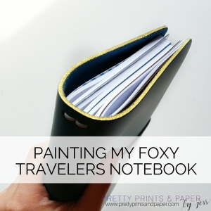 I painted my Foxy! Walk through with me in this QUICK tutorial