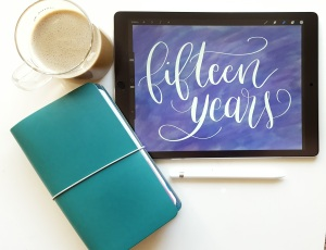 Today I talk about some of my favorite (and not favorite) and bullet journal supplies of October - like my Foxy Notebook and iPad Pro