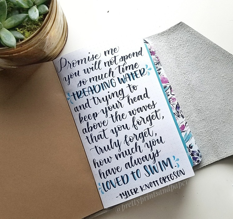 See how I'm bullet journaling in this May Designs Folio system!