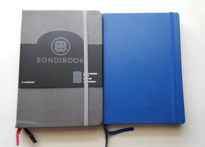 So many notebook options for your bullet journal, BondiBook is one of them - plus a discount code