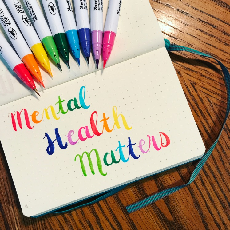 Bullet Journal As A Mental Health Tool With Lili