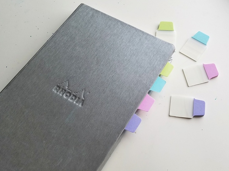 Learn how I use Avery Ultratabs in my bullet journal