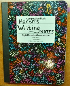 Karen shares how she uses her bullet journal to write for PrepTober and NaNoWriMo!