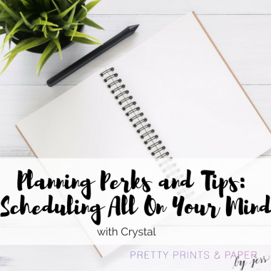 W scheduling all on your mind